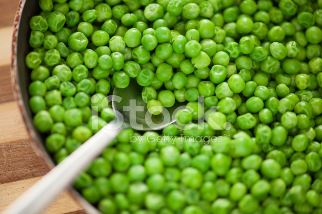 Cooked Green Peas Stock Photos - FreeImages.com