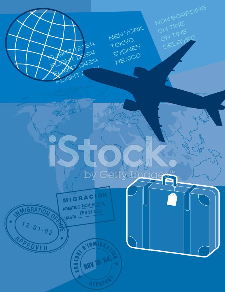 Travel & Transport Stock Vector