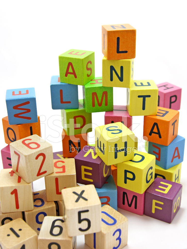 Blocks With Letters And Numbers Stock Photos Freeimages Com