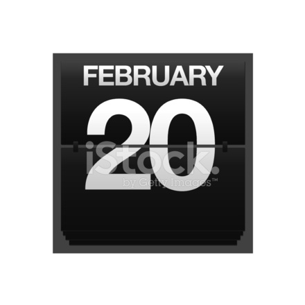 2月20日