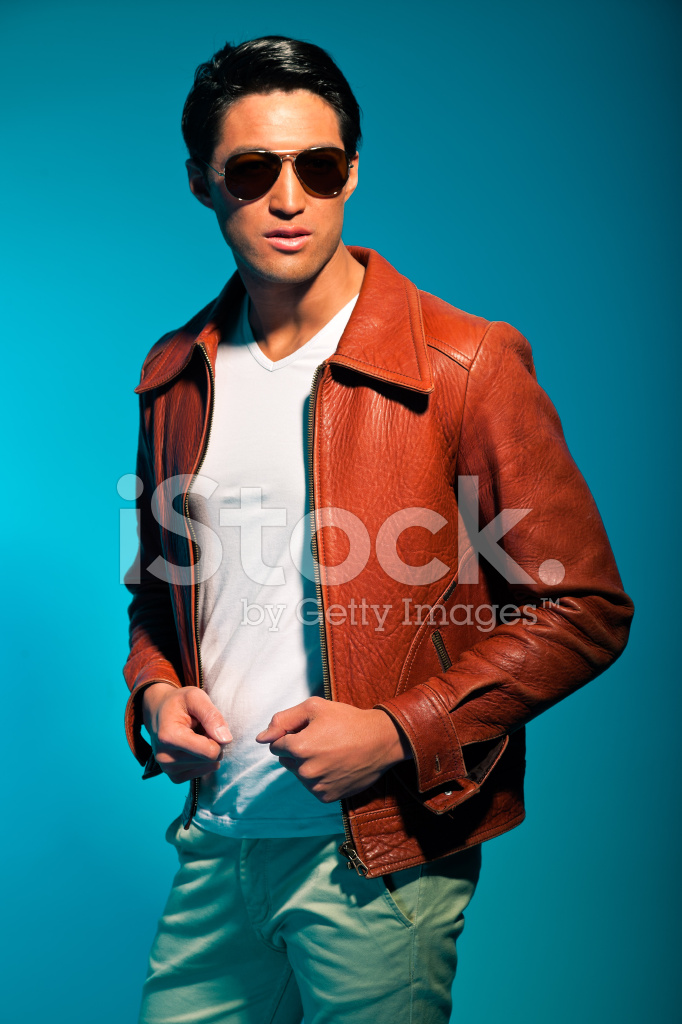 563018b9ee7 Asian Man Casual Dressed With Summer Stock Photos - FreeImages.com