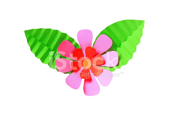 Origami paper folding stock photos freeimages origami paper folding flower mightylinksfo