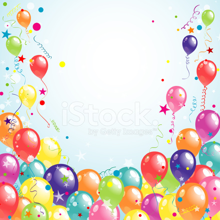 color beautiful party balloons  vector stock vector Computer Repair Sign computer repair clip art royalty free