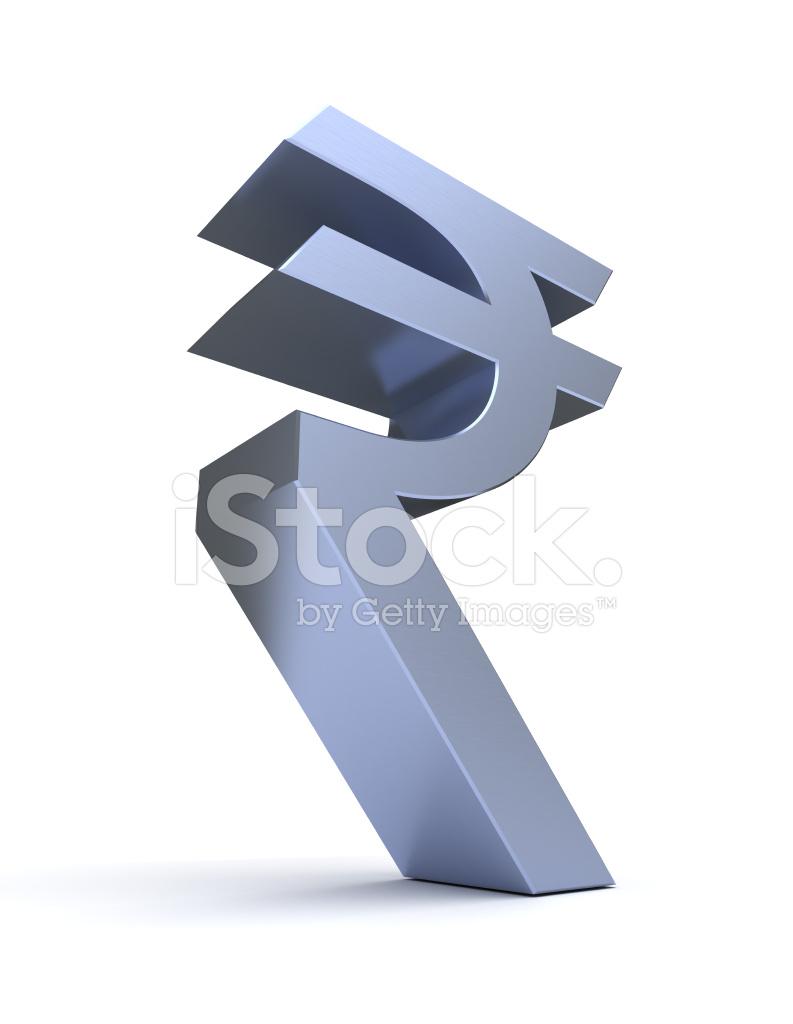 Indian Rupee Symbol Stock Photos Freeimages