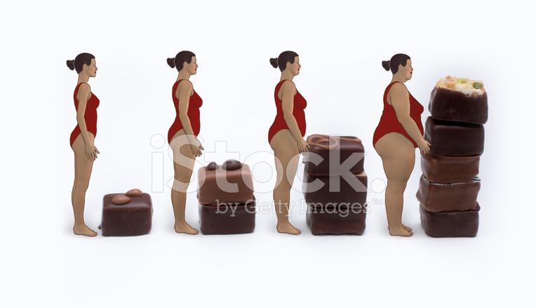 Bonbon Weight Gain Chart stock photos - FreeImages.com
