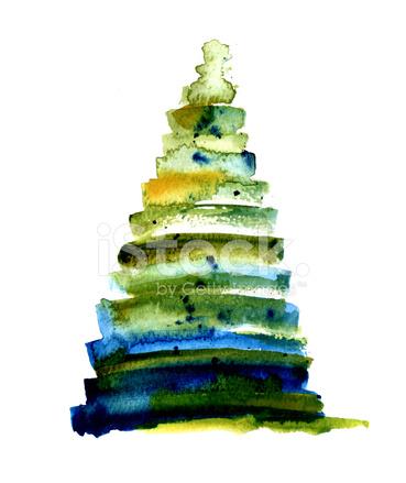 Weihnachtsbaum Gezeichnet.Hand Gezeichneten Weihnachtsbaum Stockfotos Freeimages Com