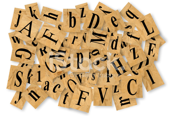 Letters cut out of newspaper stock photos freeimages letters cut out of newspaper spiritdancerdesigns Choice Image