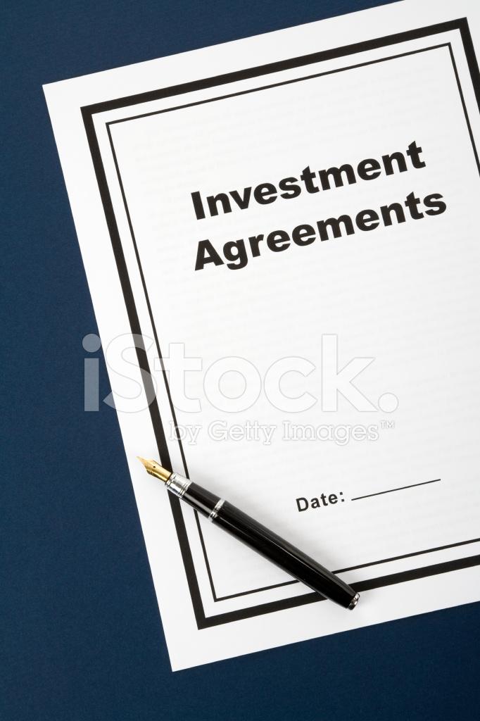 investment agreement stock photos freeimagescom