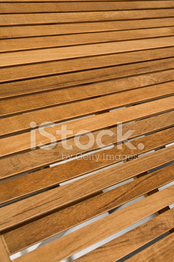Teak Wood Stocks ~ Brown teak wood furniture slats macro pattern stock photos