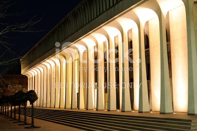 Princeton University Interior Design
