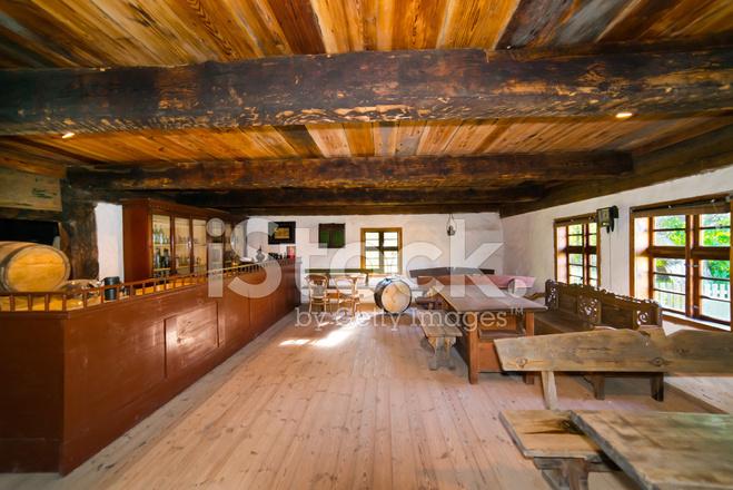 A L Interieur De La Vieille Maison De Campagne En Pologne Photos
