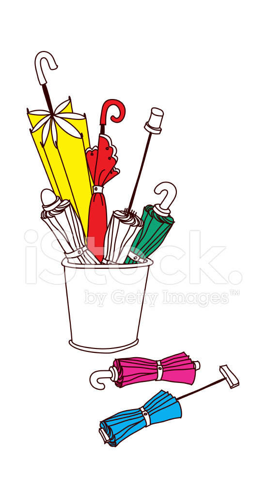umbrella stand stock vector freeimages com Farm Stand Clip Art produce stand clipart