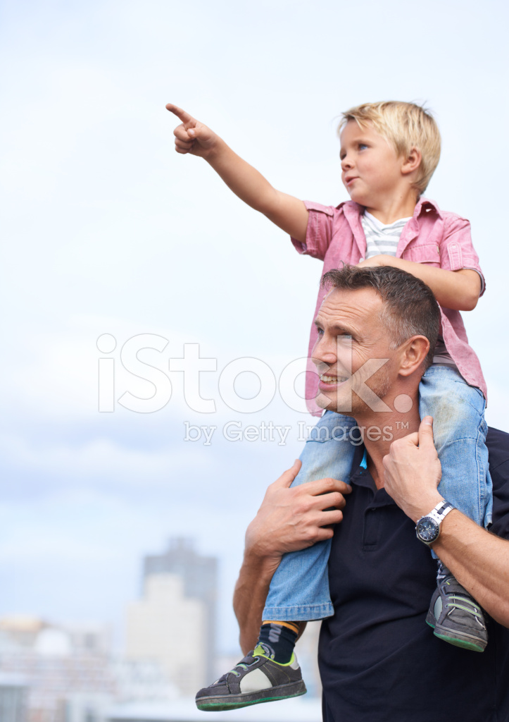 look over there dad stock photos freeimagescom