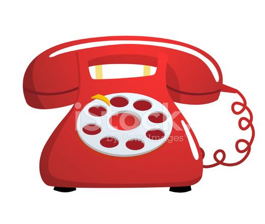 rote Hot-Line-Telefonnummer