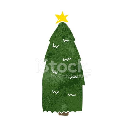 Weihnachtsbaum comic
