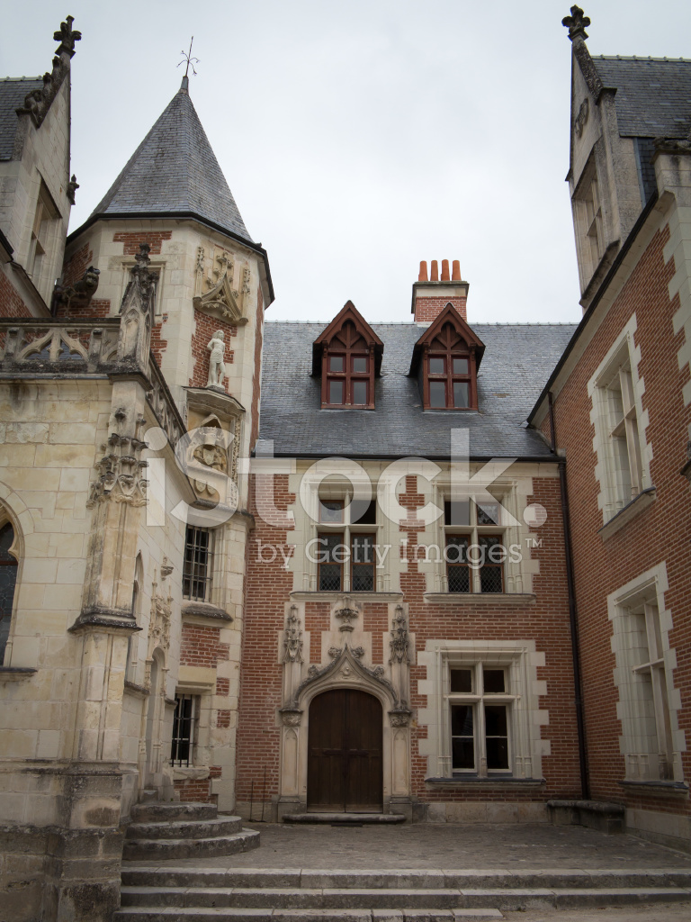 Leonardo Da Vinci Haus haus, wo leonardo da vinci starb stockfotos - freeimages