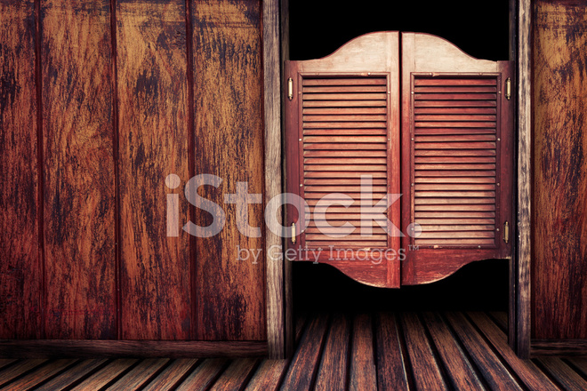 Super Old Vintage Wooden Saloon Doors Stock Photos - FreeImages.com NQ19