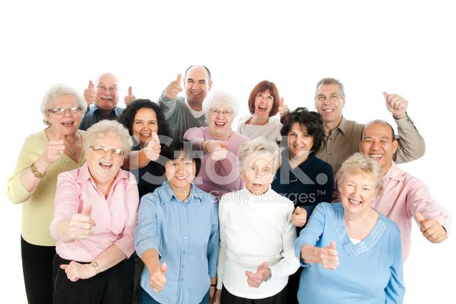 äldre människor