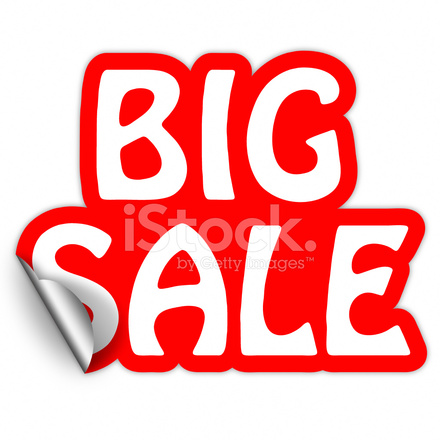 big sale red sticker stock photos   freeimages