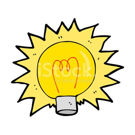 Ampoule Électrique DE Dessin Animé photos - FreeImages.com