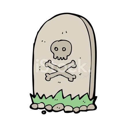 túmulo de desenhos animados stock vector freeimages com