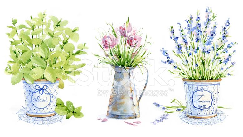 Lavender Face Paint