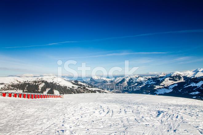 Austrian Alps Near Kitzbuehel Stock Photos Freeimages Com