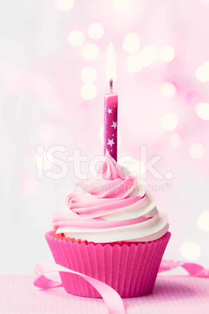 Geburtstag Cupcake Stockfotos Freeimages Com
