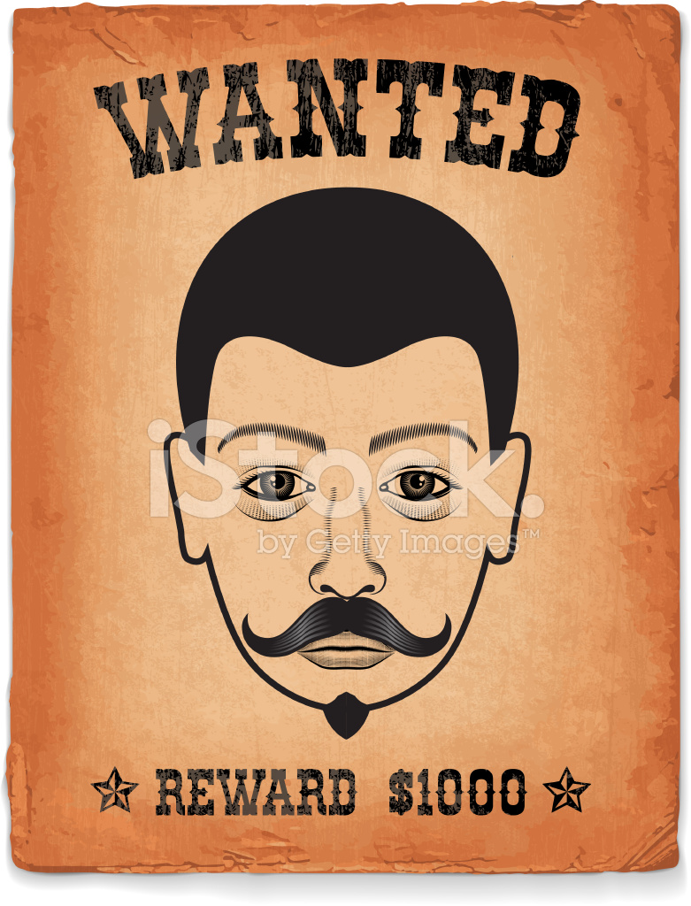 Printable Wanted Posters Sales Merchandiser Sample Resume Cd99 33260238 Old  Western Wanted Poster On Royalty Free  Printable Wanted Posters