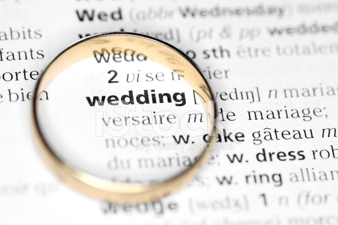 Wedding Definition With Ring Stock Photos Freeimages Com