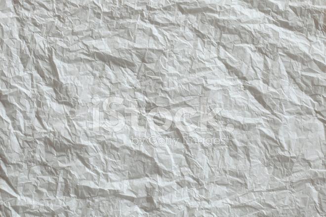 Crumpled Paper Texture Stock Photos - FreeImages.com