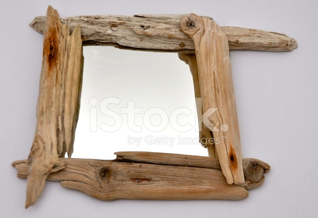 mirror with driftwood frame - Driftwood Picture Frame