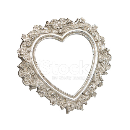 Silver Heart Picture Frame Stock Photos - FreeImages.com