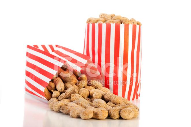 Old Fashion Peanut Bag