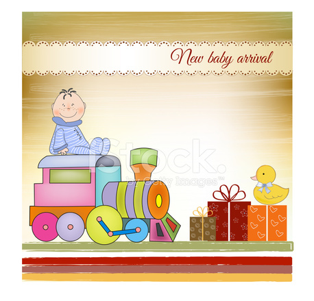 Поздравление с паровозом