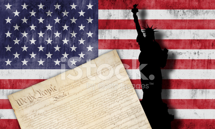 American Flag And Patriotic Symbols Stock Photos Freeimages