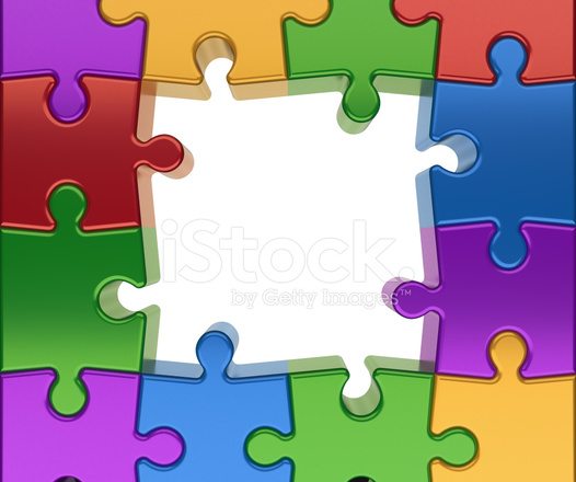 Puzzle Frame Stock Photos - FreeImages.com