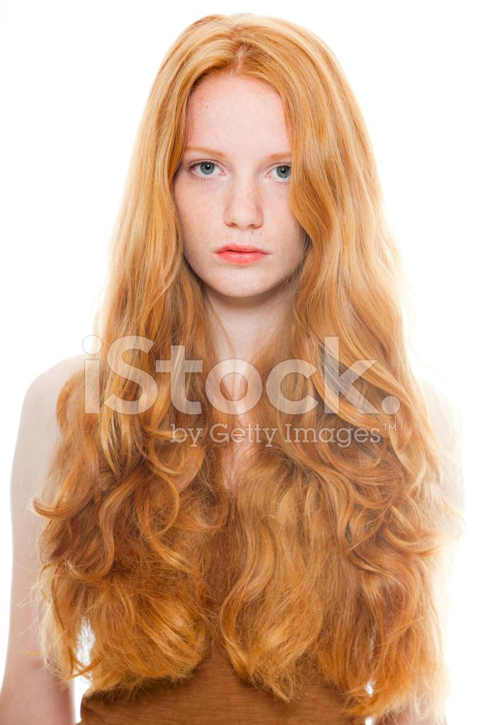 brun hud flickor
