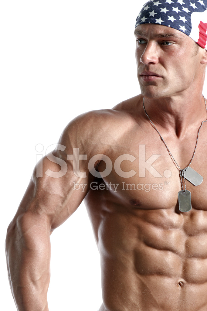 Muscular british hunk pounds butthole