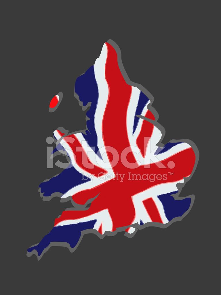 england map and flag stock photos freeimages com