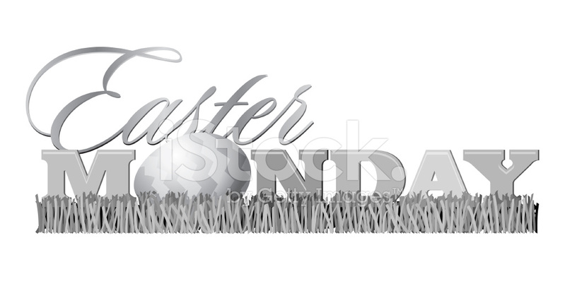 Easter Monday Heading
