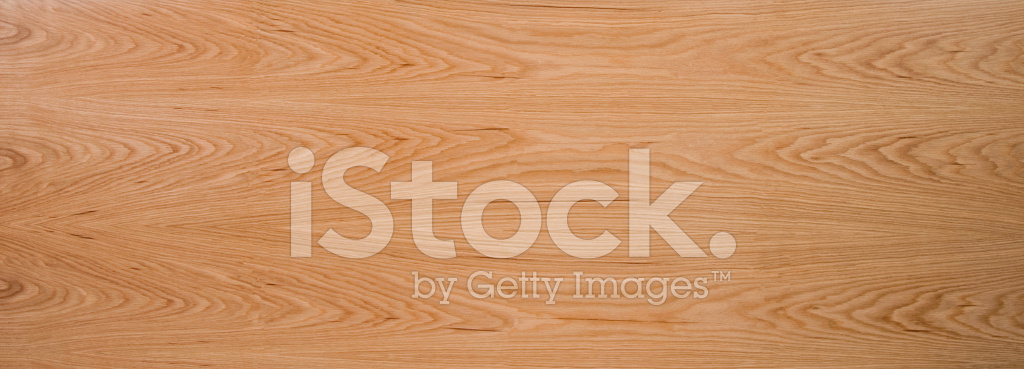 Light Oak Wood Panel