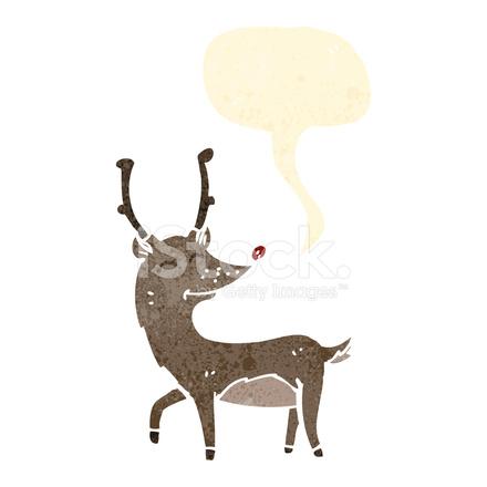 Worksheet. Dibujos Animados DE Reno DE Nariz Roja fotografas de stock