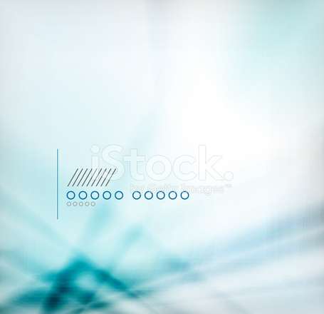 Plano DE Fundo Azul Brilhante Business Stock Vector