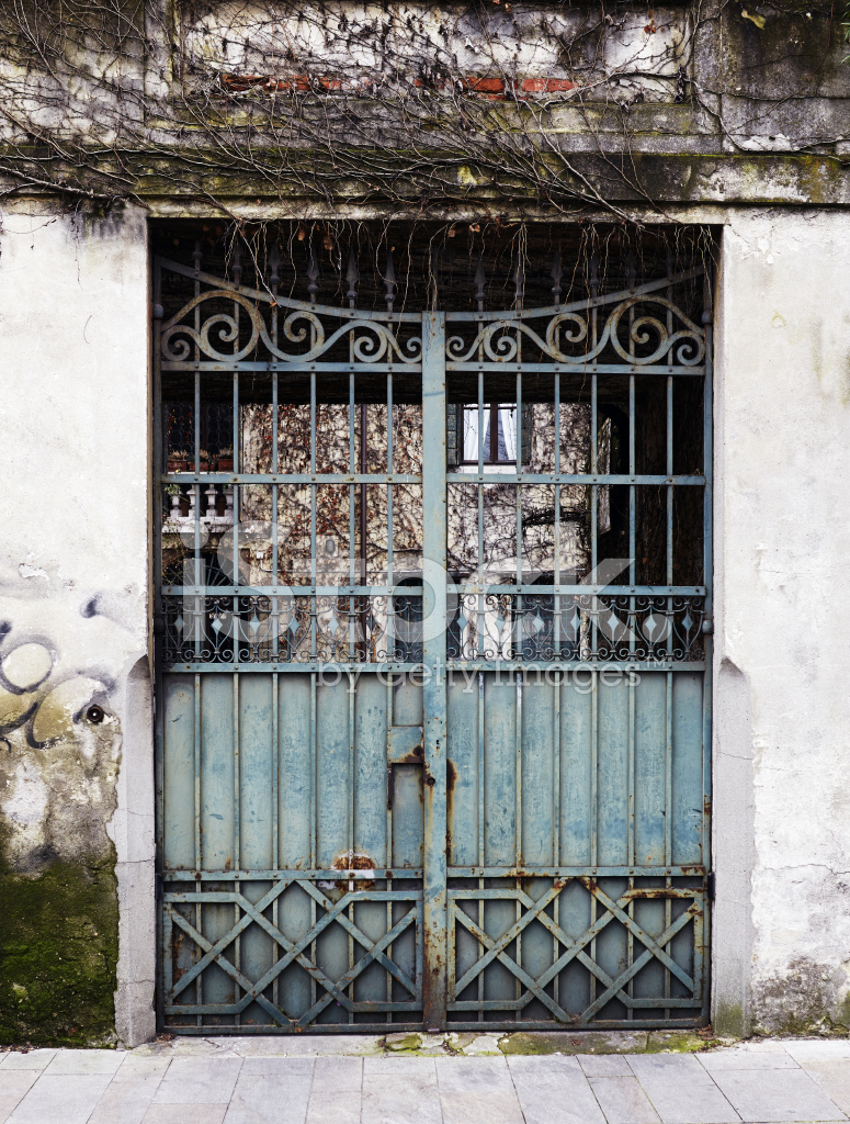 Old Iron Color Image Stock Photos Freeimages Com