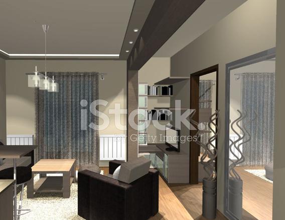 Disposizione dei mobili in soggiorno fotografie stock freeimages