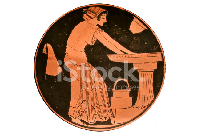 Kylix Red Figure Stock Photos Freeimages