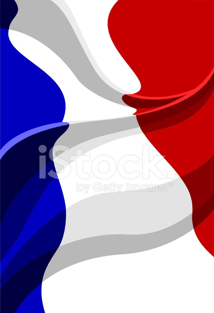 Sfondo Rosso Bandiera Blu Bianco Stock Vector Freeimagescom