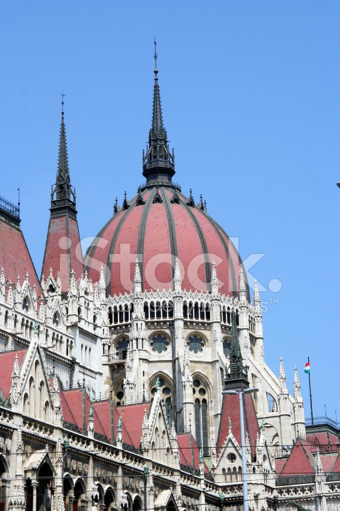 Palazzo del parlamento di budapest fotografie stock for Struttura del parlamento