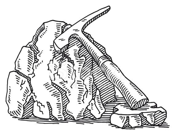 плит, археолог картинки для раскрашивания есть